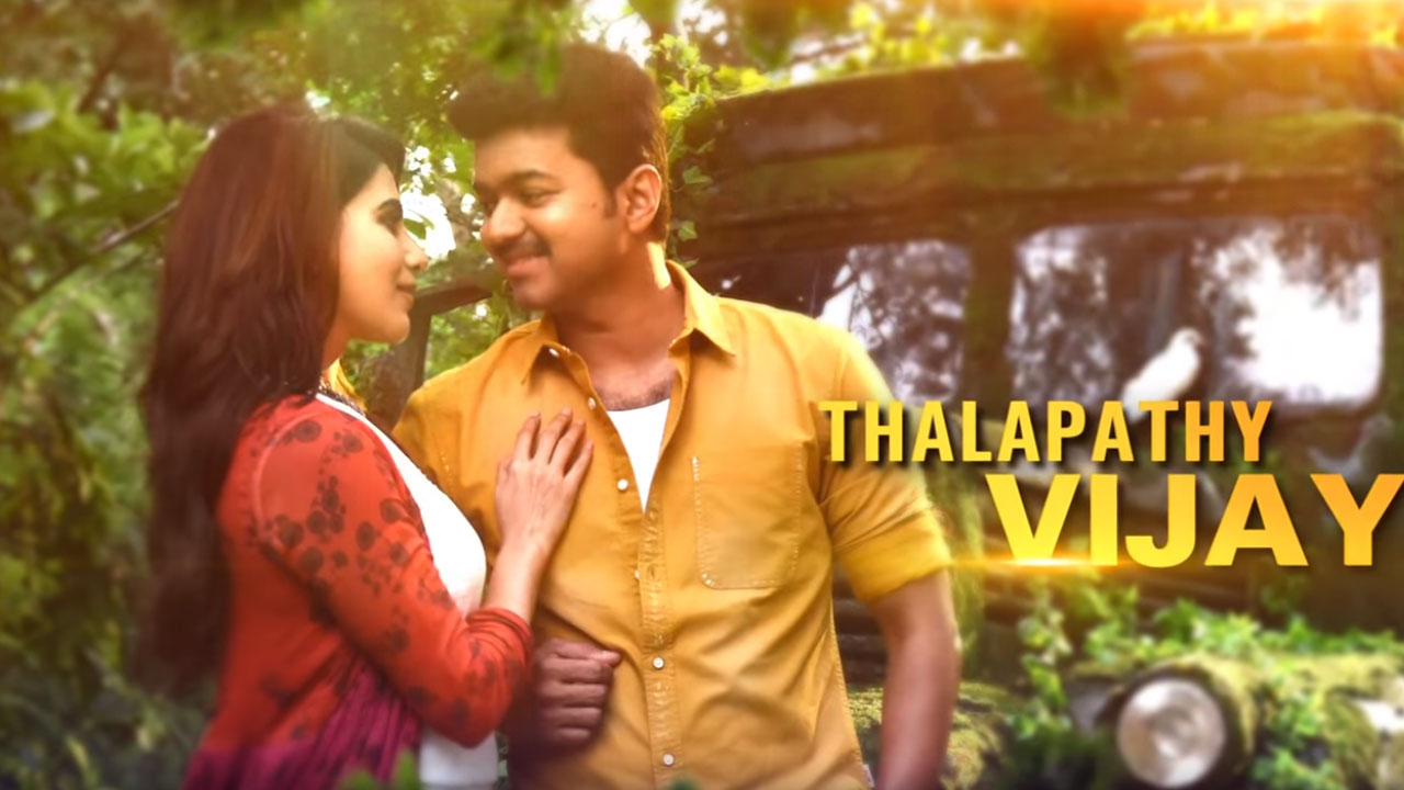 Photo of Mersal – Neethanae Full Song | Vijay | Samantha | A R Rahman | Atlee