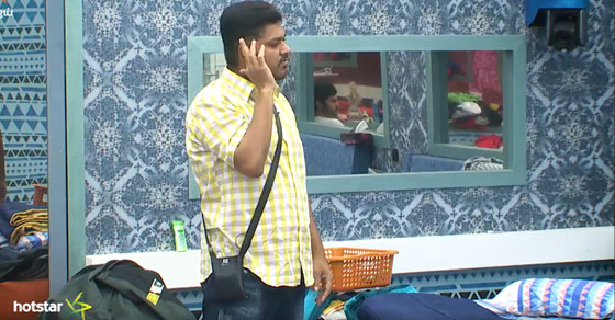 Photo of Bigg Boss Aug 9th Promo video – I – Male contestants got angry