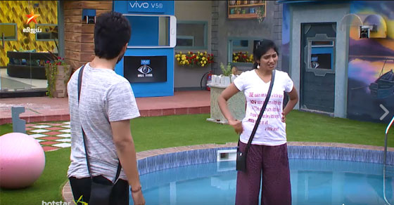 Photo of Bigg Boss Aug 29 Promo Video 1 – Snehan against Bigg Boss