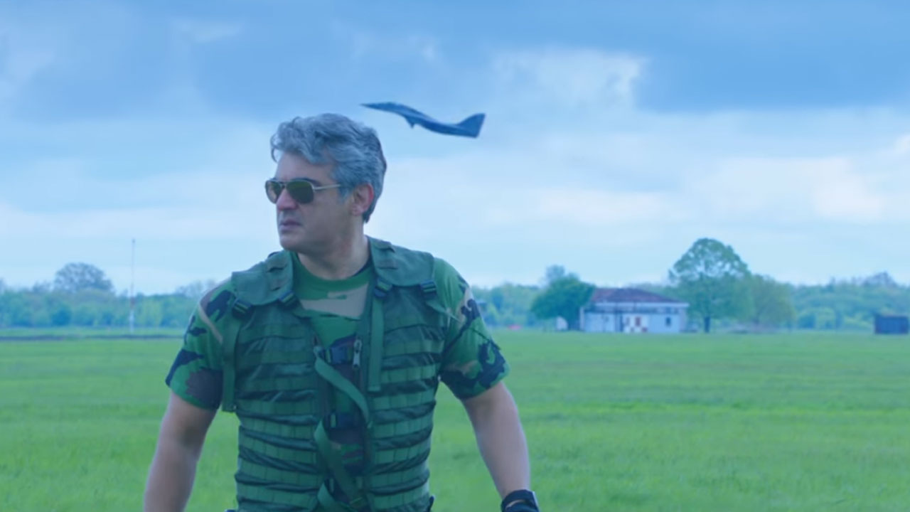 Photo of Vivegam Trailer Official