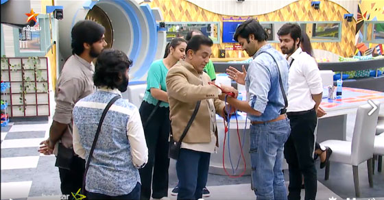 Photo of Bigg Boss Promo Sep 17 video 2 – Kamal inside Bigg Boss House