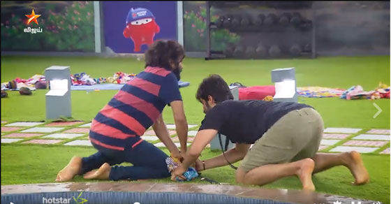 Photo of Bigg Boss Sep 12 Promo Video 1 – Everybody struggling to complete the task