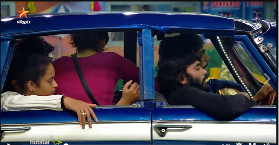 Photo of Bigg Boss Sep 12 Promo Video 2 –  Contestants In a Car
