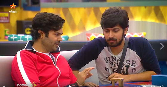 Photo of Bigg Boss Promo Sep 15 Video 1 –  Ganesh teasing Snehan for kattipudi vaithiyam