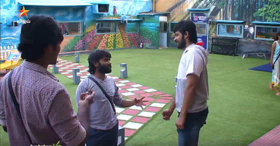 Photo of Bigg Boss Promo Sep 20 Video 1 – Snehan Teasing Suja and Ganesh