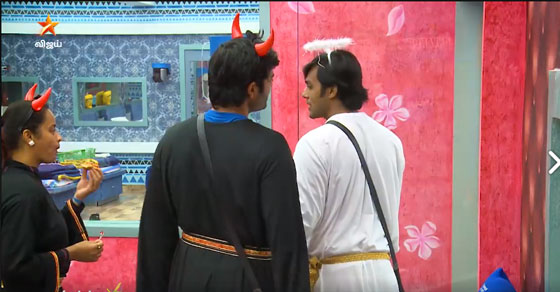 Photo of Bigg Boss Promo Sep 21 video 1 – Serious fight between Arav and Suja