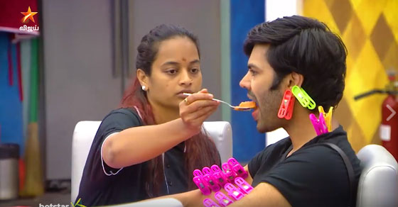 Photo of Bigg Boss Promo Sep 22 Video 1 – Arav Teasing Ganesh Behaviour