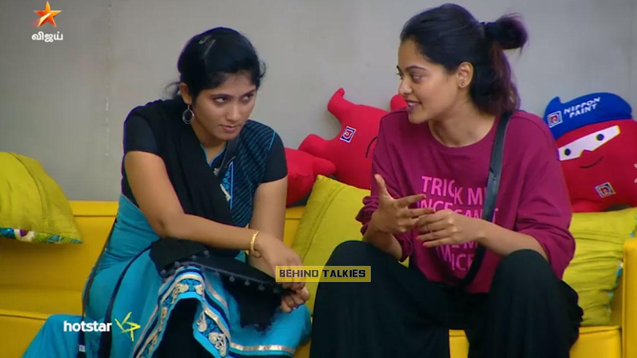 Photo of Bigg Boss Sep 01  Promo Video 2 – Will Bindhu fall in Love with Harish ?