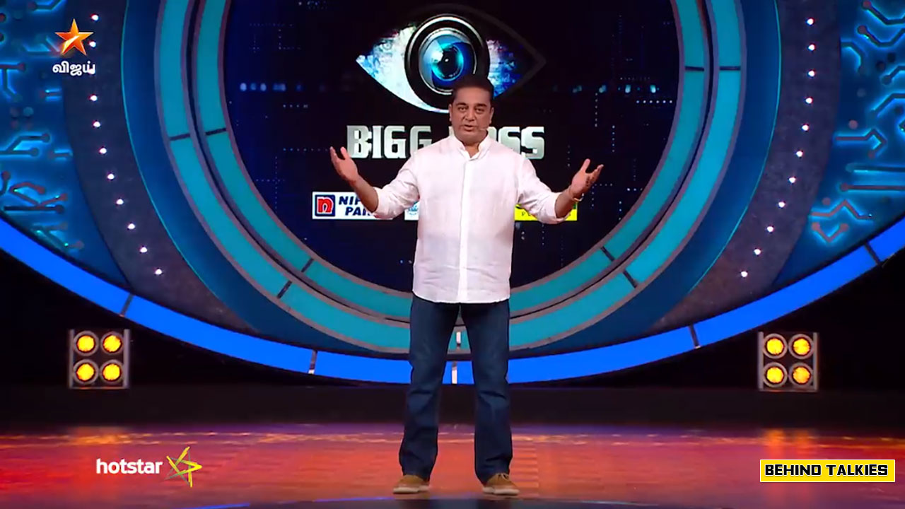 Photo of Bigg Boss Sep 09 Promo Video 1 – Kamal speech about Snehan's father