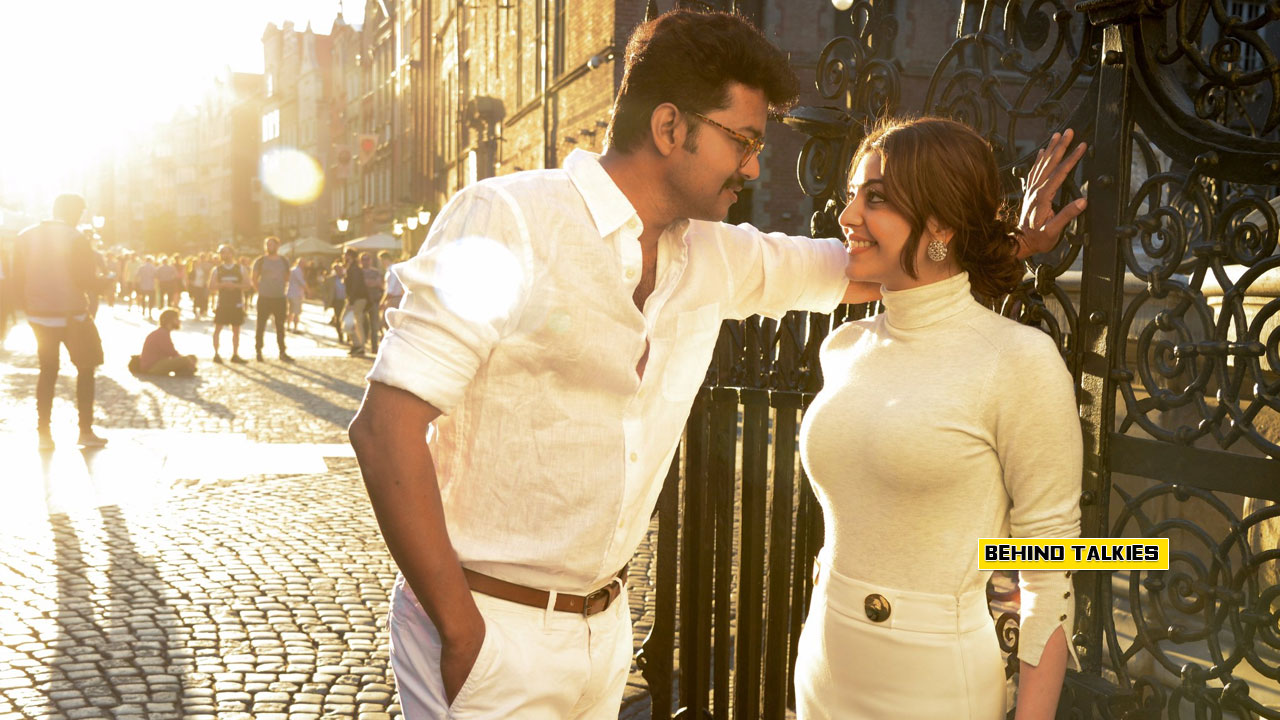 Photo of Maacho – Mersal Lyrical Video Song