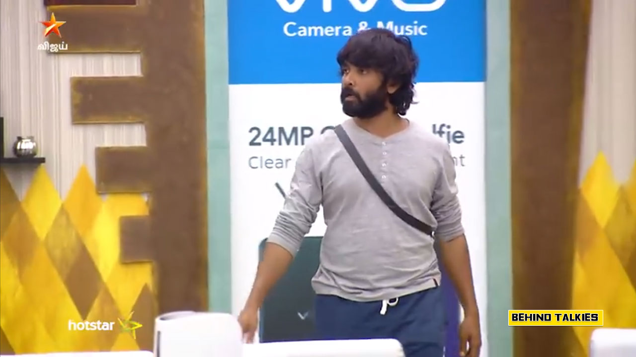 Photo of Bigg Boss Promo Sep 21 video2 –  Harish telling the truth about Suja