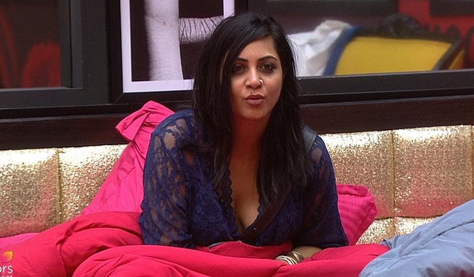 Photo of Arshi's false statement about her parents, makes trouble to her – Bigg Boss 11