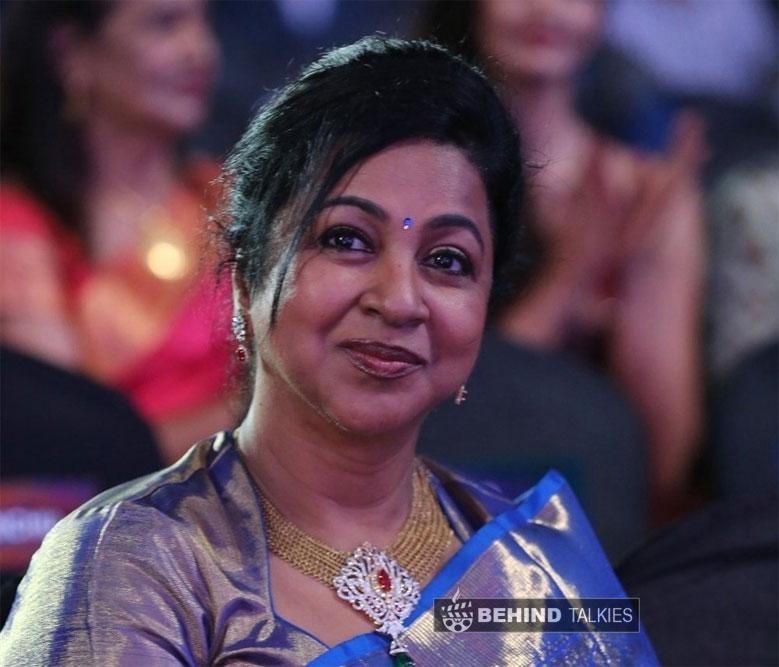 Photo of Raadhika Sarathkumar