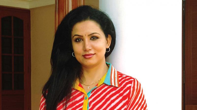 Photo of Sheelu Abraham