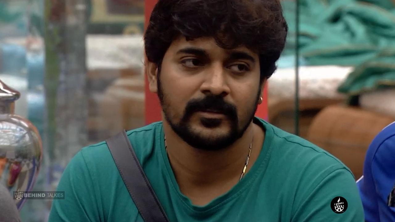 Srinish Aravind In Bigg Boss House14