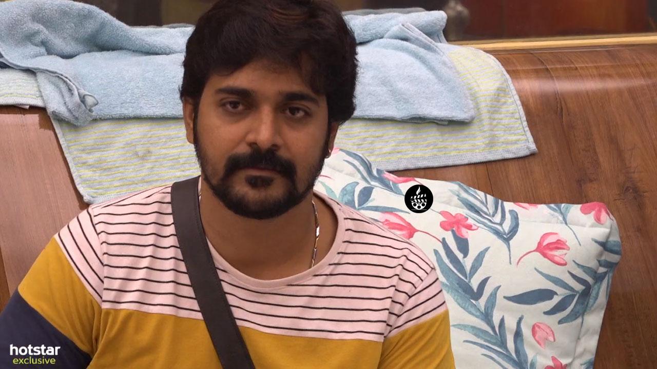 Srinish Aravind stunning In Bigg Boss