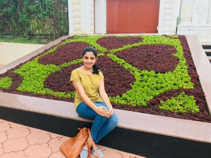 Photo of Nikhila Vimal