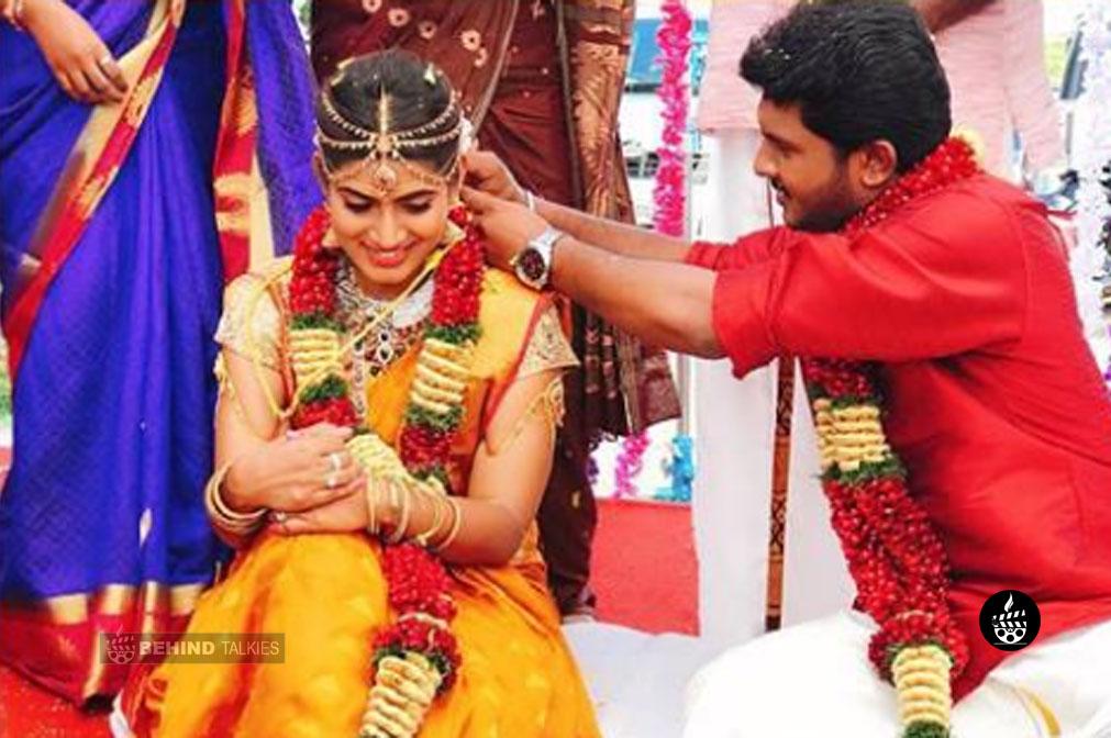 sameera anwar marriage scene