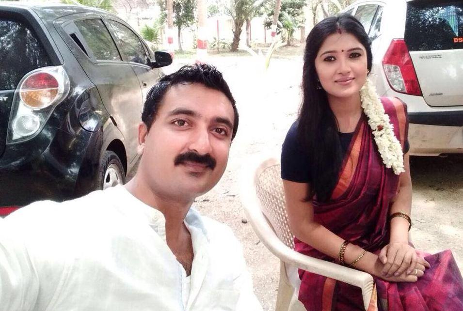 Vani bhojan and Krishna Dev