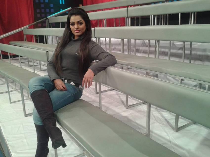 Photo of Meera Anil