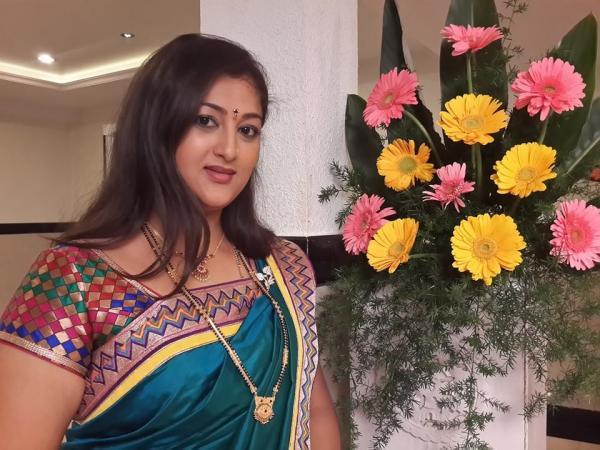 Photo of Rekha Krishnappa
