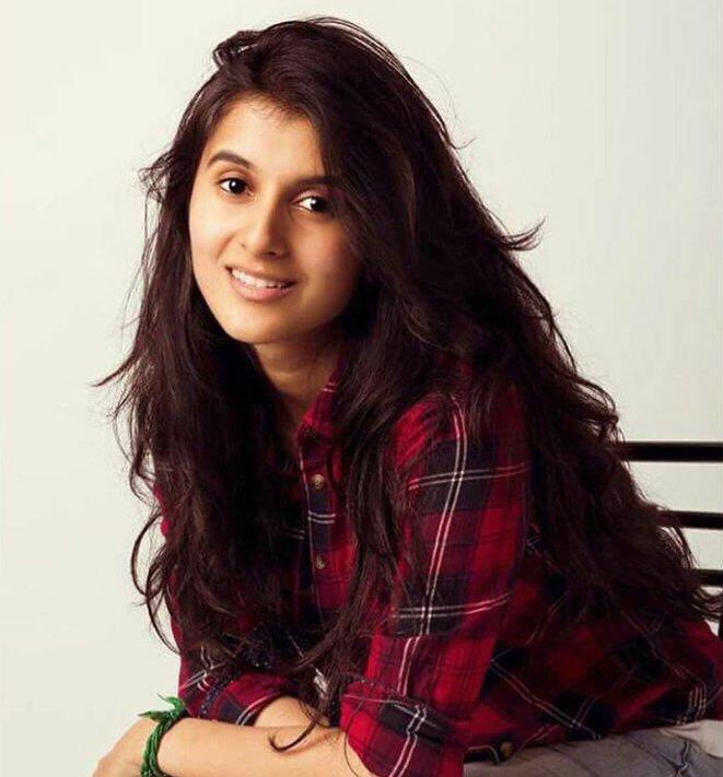 Photo of Sanjana Sarathy