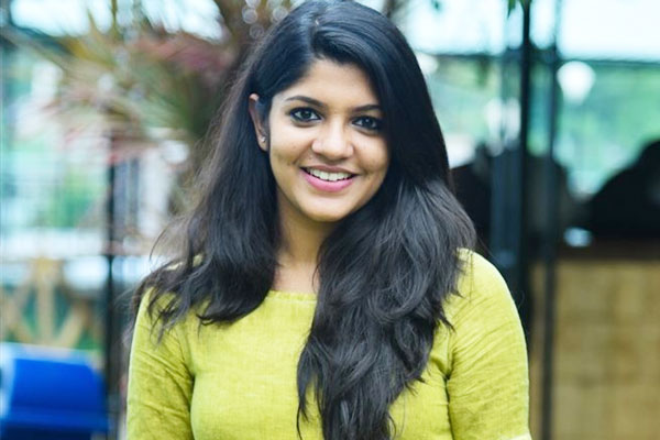 Photo of Aparna Balamurali