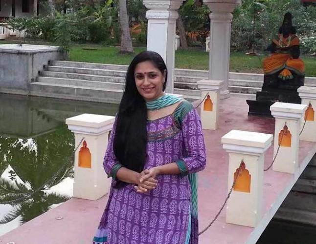 Photo of Uma Padmanabhan