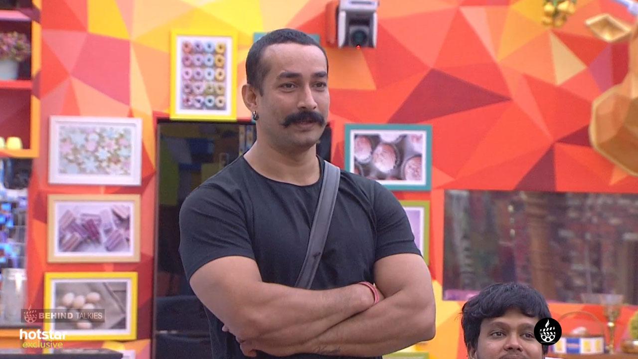 Amit Tiwari In Bigg Boss House