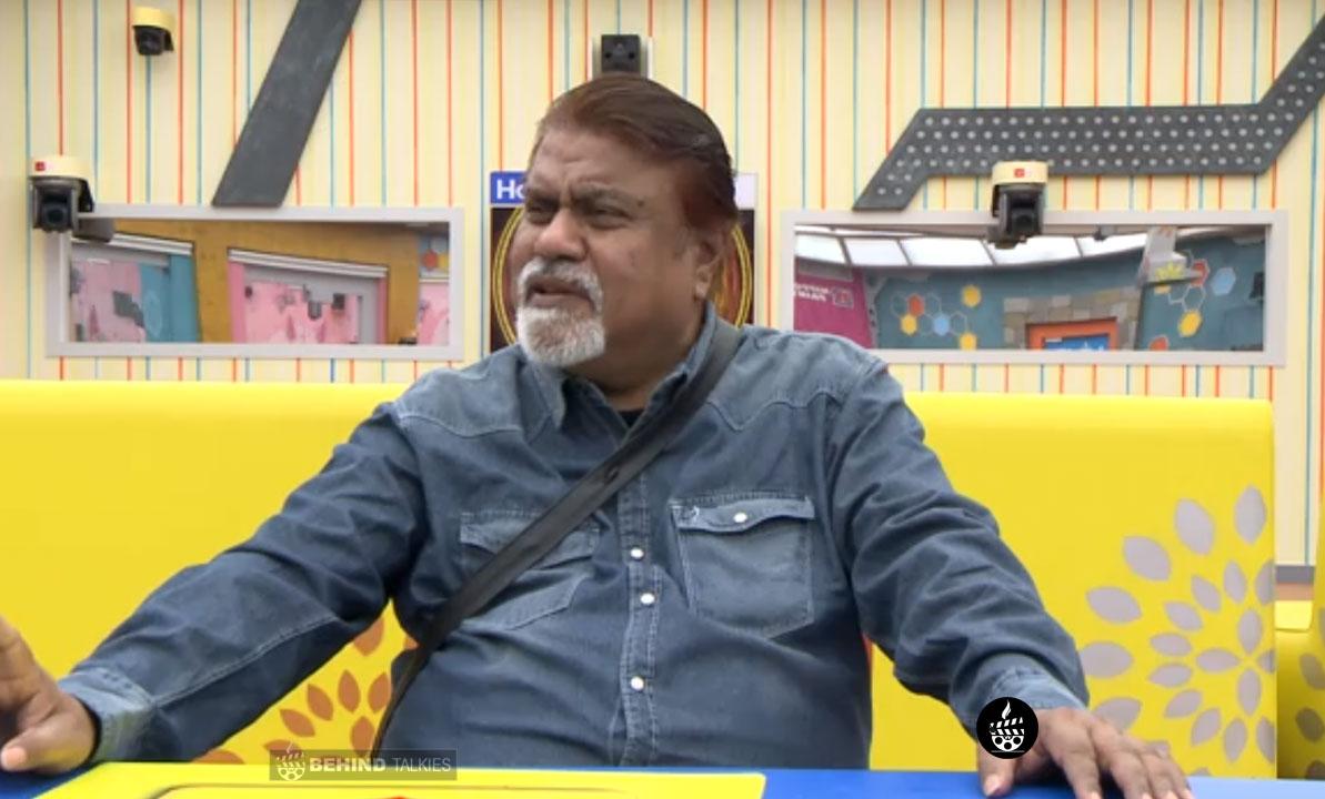 Ananth vaidyanathan Bigg Boss Tamil Season 2