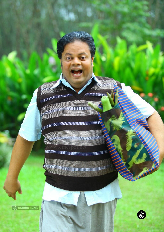 Anoop Chandran Bigg Boss