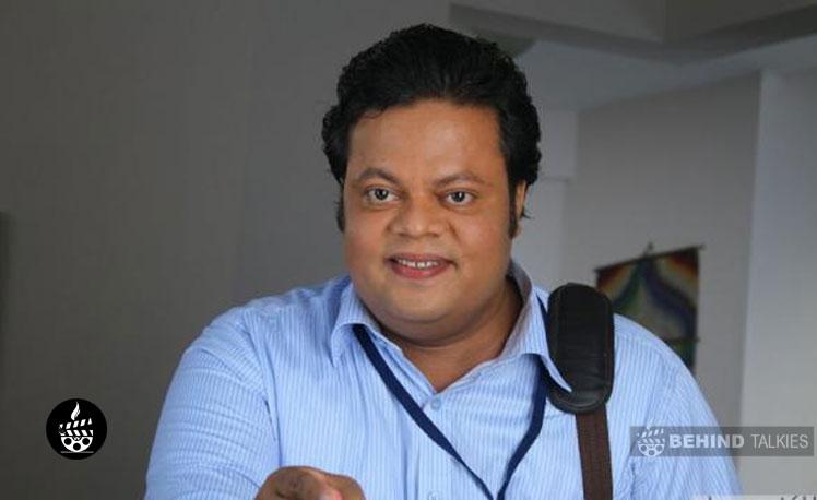 Anoop Chandran Closeup
