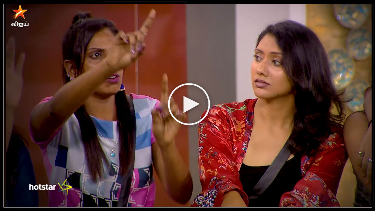 Photo of Bigg Boss Tamil : Nithya speaking about Balaji's drinking habit