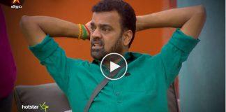 Thadi Balaji in Bigg Boss