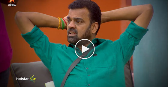 Photo of Bigg Boss Tamil : Fight between Balaji and Nithya