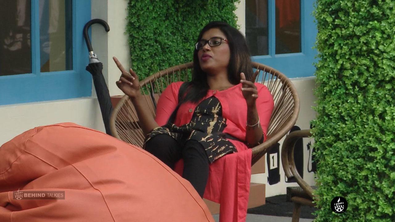 Diyasana Conversation in Bigg Boss House