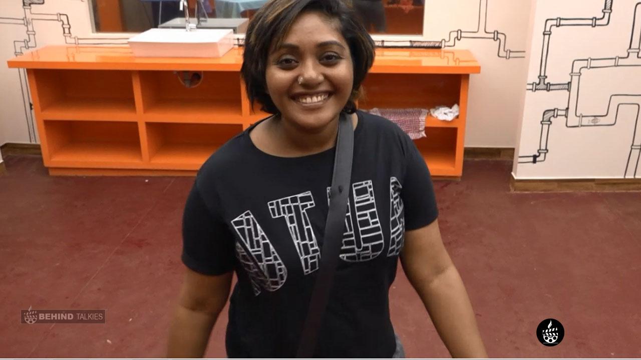Hema Shankar In Bigg Boss House