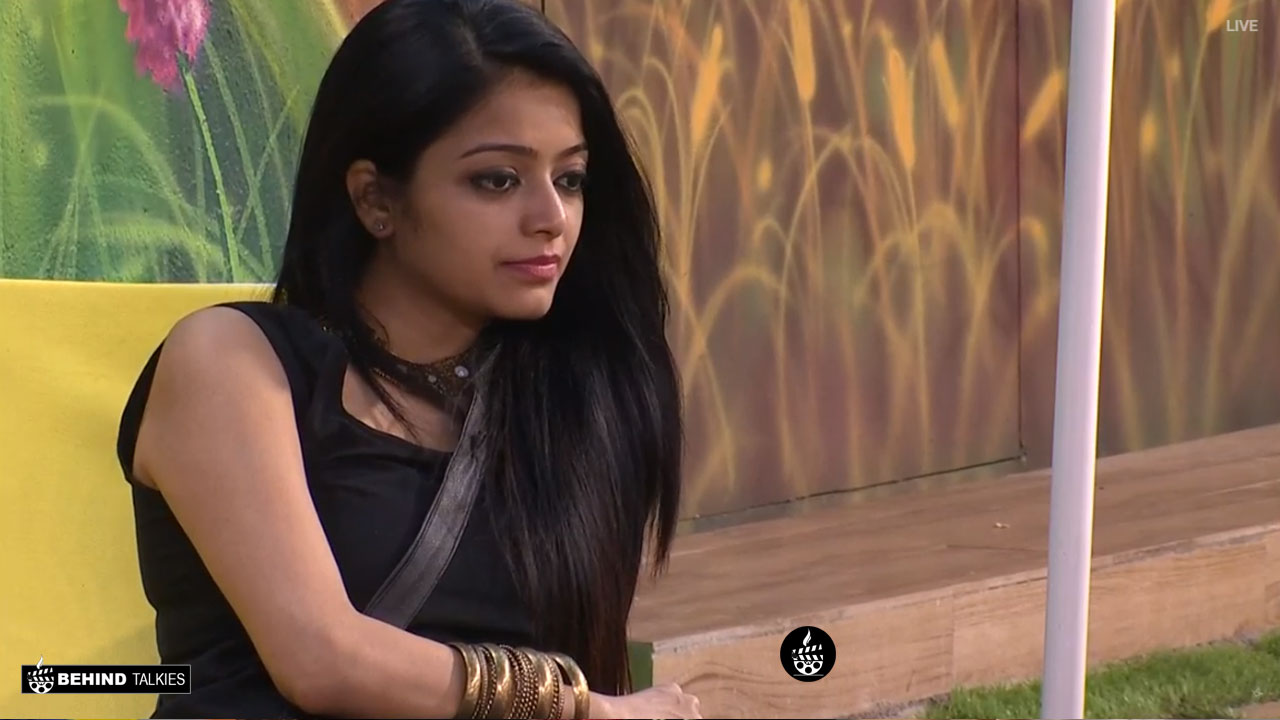 Jannai Iyer In Bigg Boss House
