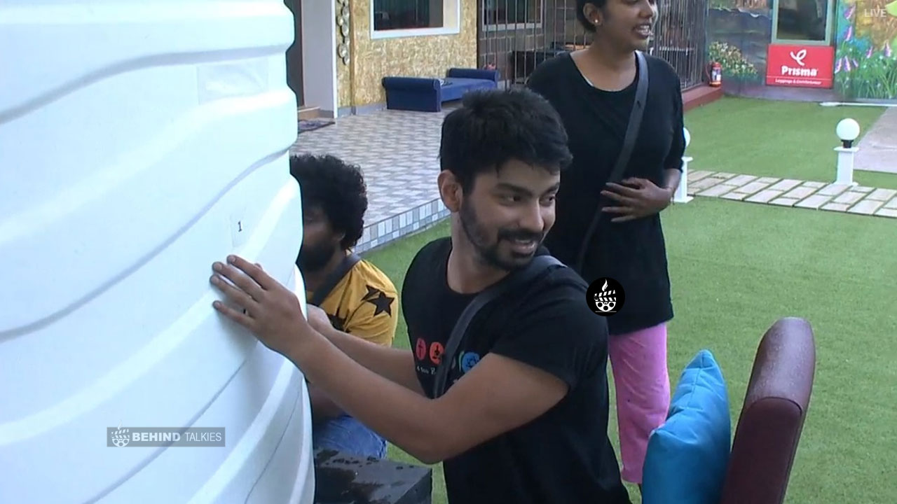 Mahat in Bigg Boss House Task