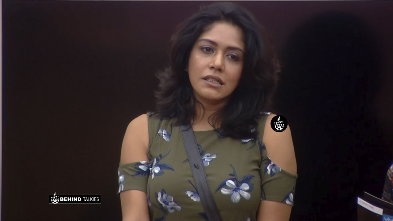 Mamath Chari in Bigg Boss House