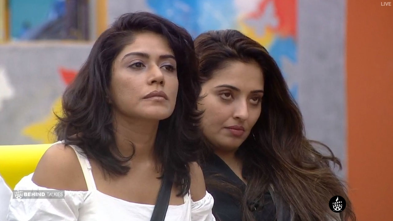 Mamathi and Mumtaj Listening the Task