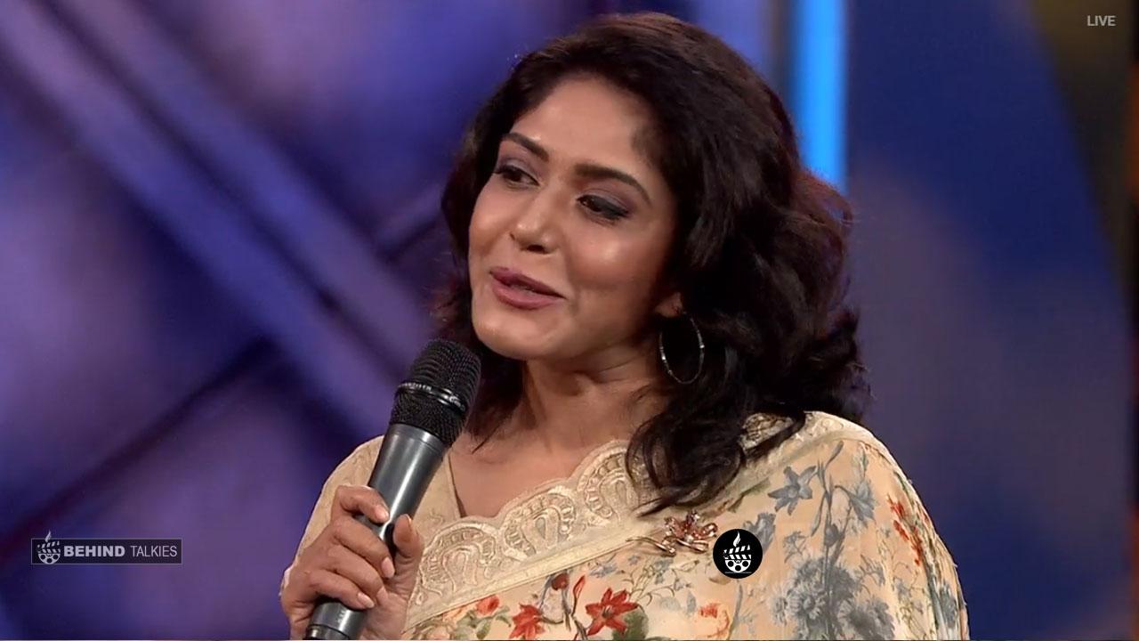 Mamthi Chari in Bigg Boss