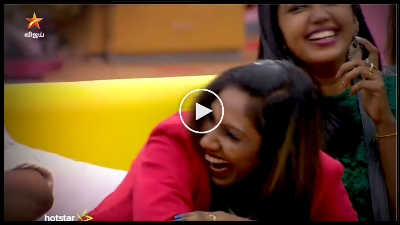 Photo of Bigg Boss Tamil: Balaji Teasing Mahat Raghavendra