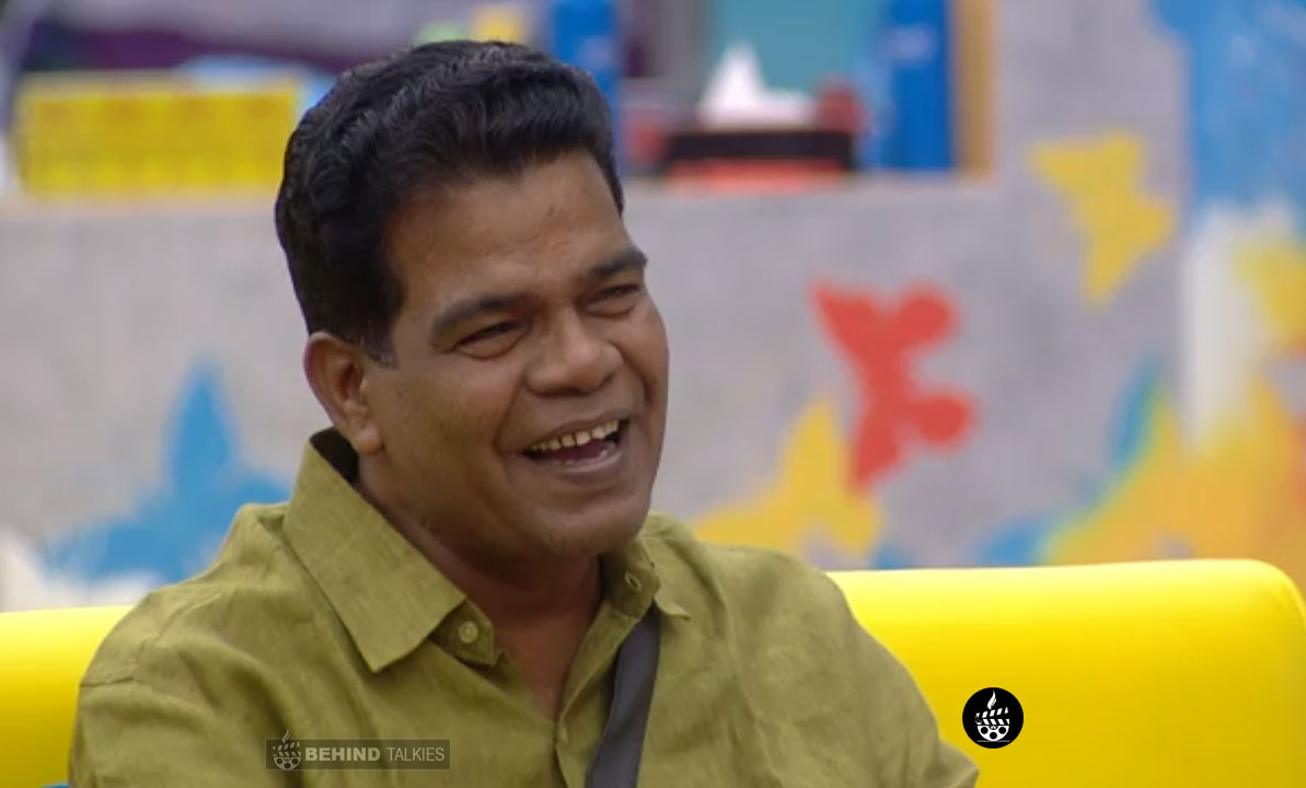 Ponambalam Bigg Boss Tamil Season 2