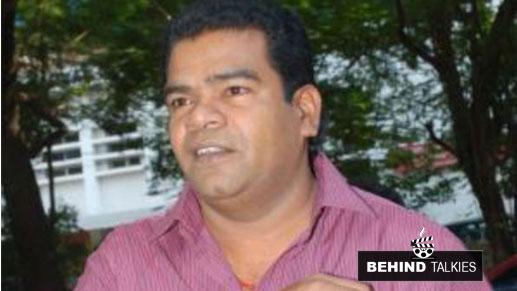 Actor Ponnambalam