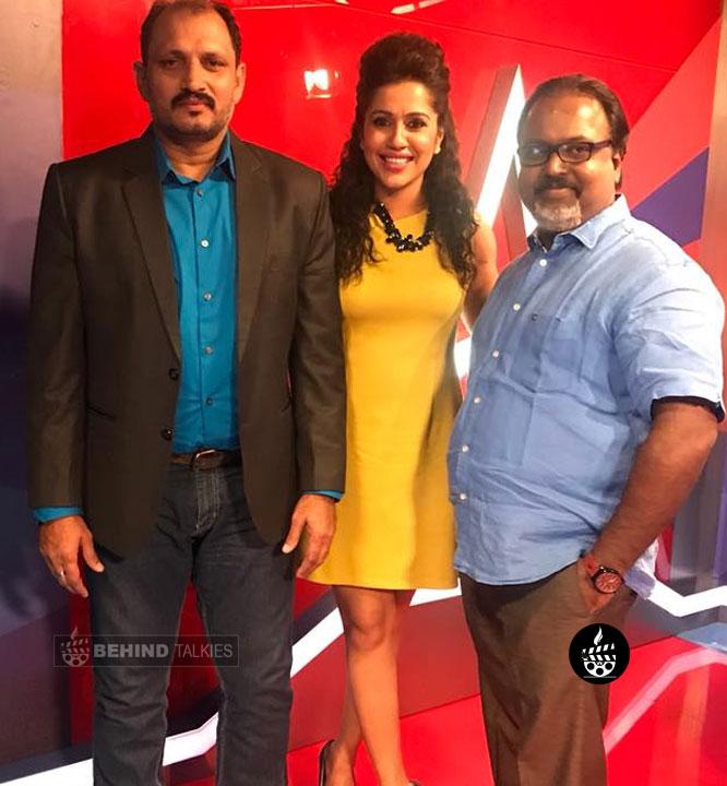 Ranjini Haridas Host