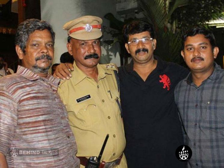 Suresh Thampanoor Closeup