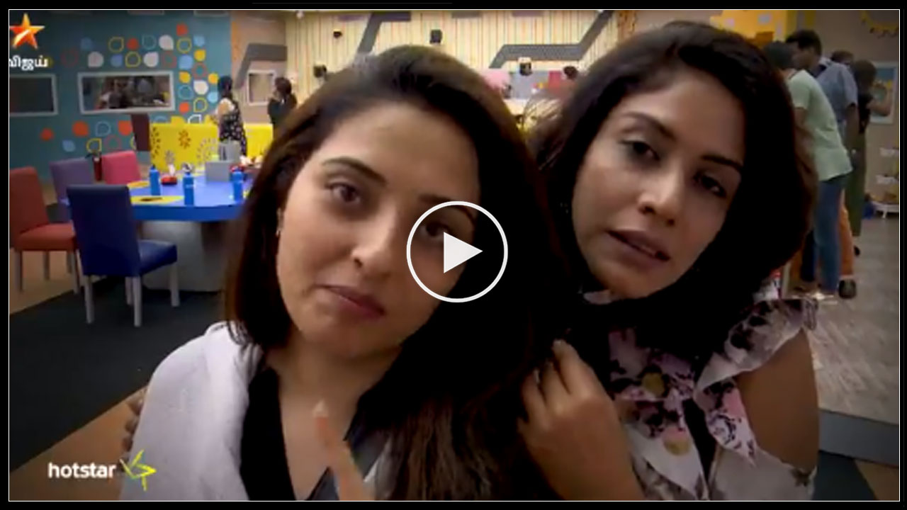 Photo of Bigg Boss Tamil: Mumtaz said Sendrayan to not touch her clothes