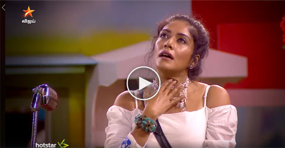 Photo of Bigg Boss Tamil : Sendrayan giving punishment to Mamathi