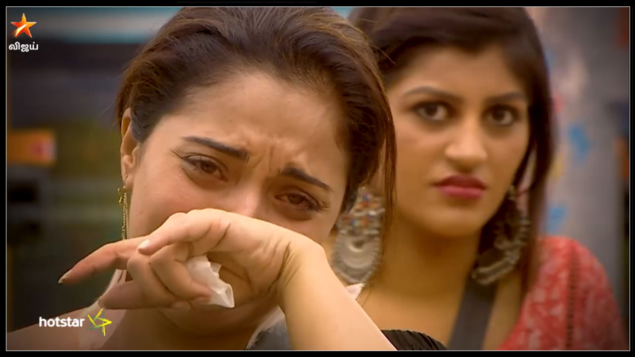 Photo of Bigg Boss Tamil: Sendrayan makes Mumtaz to cry.